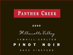2009 Shea Vineyard Pinot Noir