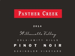 Panther Creek 2014 Schindler Pinot, Willamette Valley