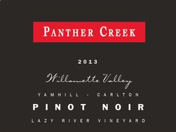 2013 Panther Creek Lazy River Vineyard Pinot Noir