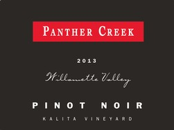 2013 Panther Creek Kalita Vineyard Pinot Noir