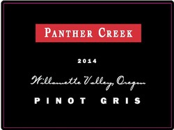 2013 Panther Creek Willamette Valley Pinot Gris