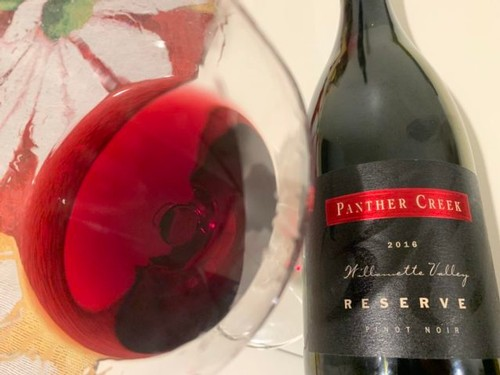 Panther Creek 2016 Reserve Pinot Noir | Briscoe Bites Review
