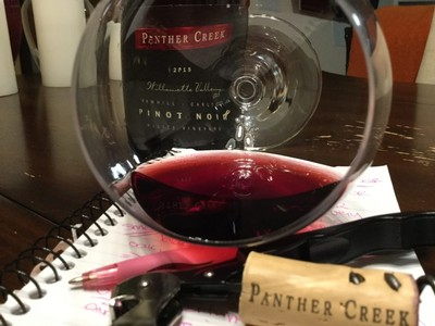 Panther Creek 2015 Kalita Vineyard Pinot Noir | Briscoe Bites Review