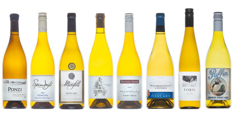 Panther Creek 2016 Pinot Gris Featured in Oregon Wine Press