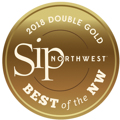 2018 Double Gold Badge Sip Northwest
